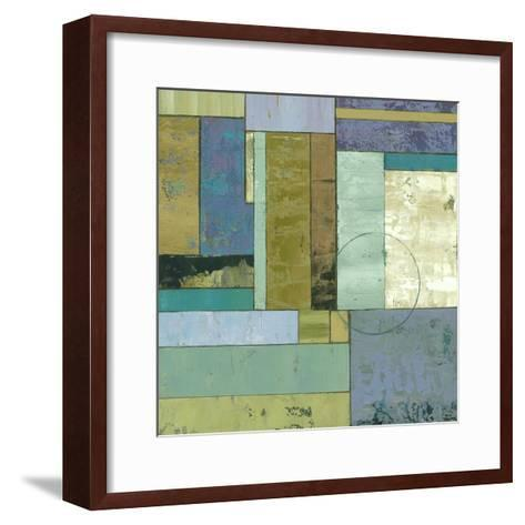 Fossil Infusion I b-Julie Joy-Framed Art Print