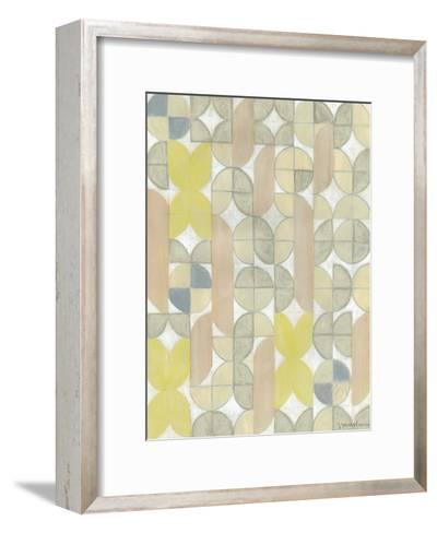 Radius Tile I-Vanna Lam-Framed Art Print