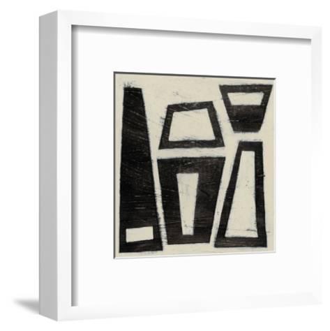 Hieroglyph VII-June Erica Vess-Framed Art Print