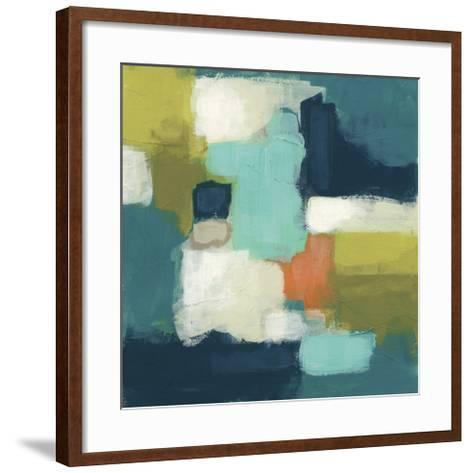 Interlude II-June Erica Vess-Framed Art Print