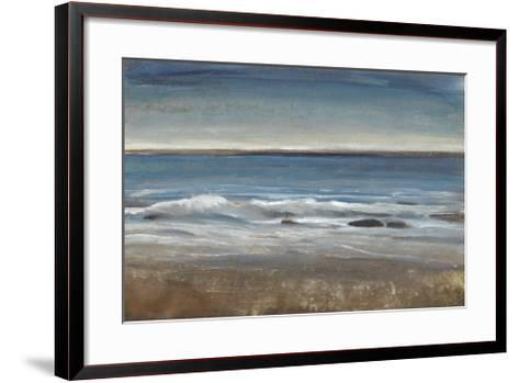 Ocean Light II--Framed Art Print