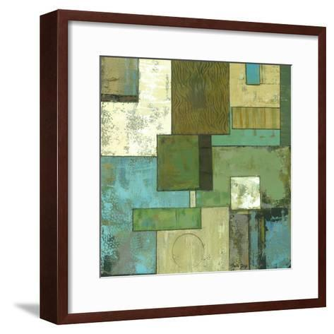 Fossil Infusion II b-Julie Joy-Framed Art Print