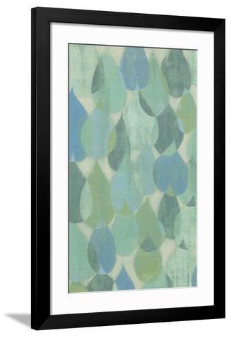 Rain Drops I-Grace Popp-Framed Art Print