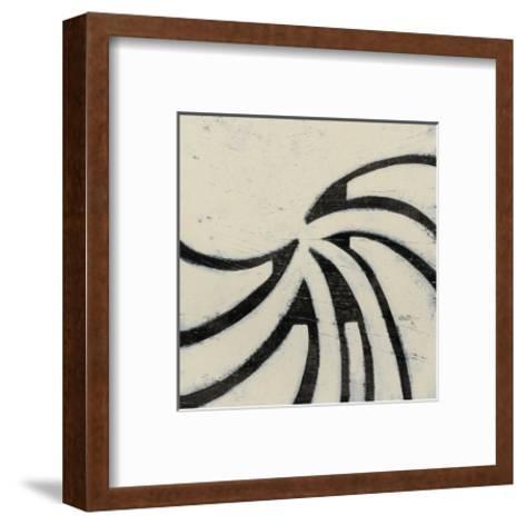 Hieroglyph XII-June Erica Vess-Framed Art Print