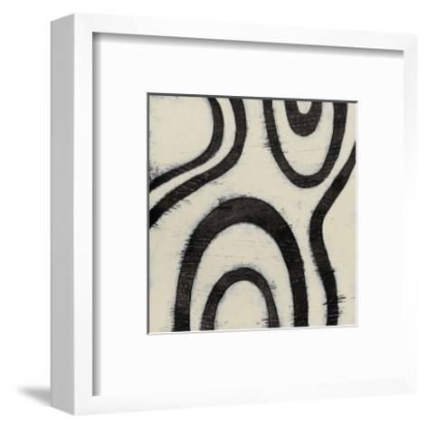 Hieroglyph XIII-June Erica Vess-Framed Art Print