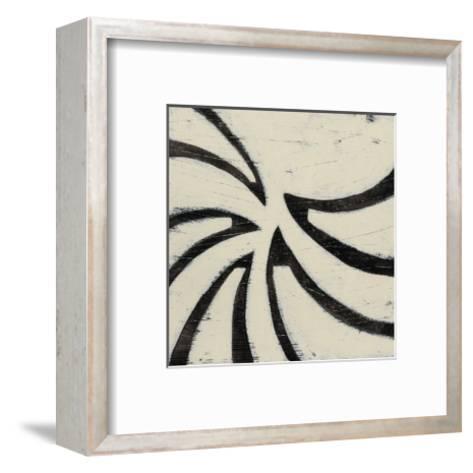 Hieroglyph XV-June Erica Vess-Framed Art Print