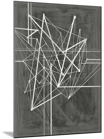 Vertices I-Ethan Harper-Mounted Giclee Print