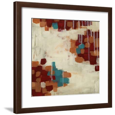 Interject I-June Erica Vess-Framed Art Print