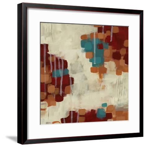 Interject II-June Erica Vess-Framed Art Print