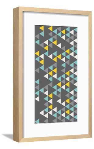 Bunting V-Nicole Ketchum-Framed Art Print