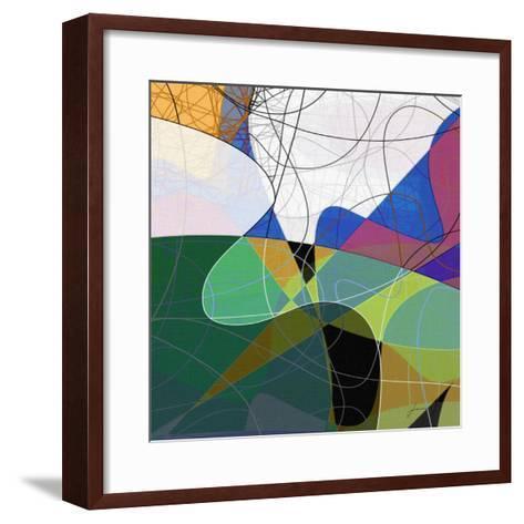 Entangled I-James Burghardt-Framed Art Print