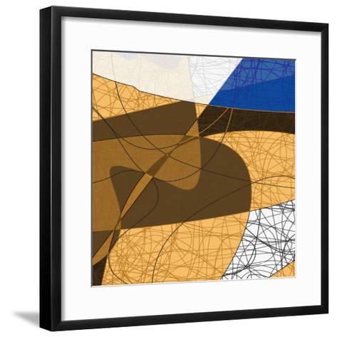 Tangled II-James Burghardt-Framed Art Print