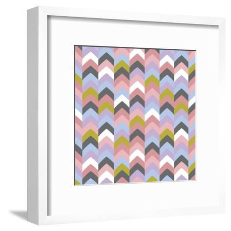 Arrows III-Nicole Ketchum-Framed Art Print