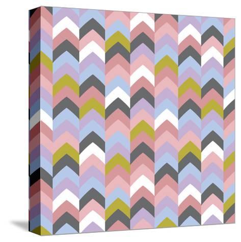 Arrows III-Nicole Ketchum-Stretched Canvas Print