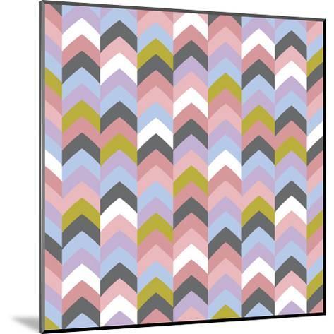 Arrows III-Nicole Ketchum-Mounted Art Print