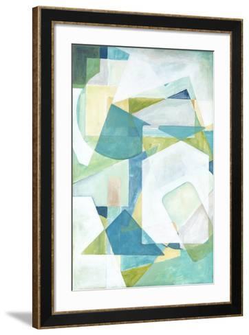 Overlay Abstract II-Megan Meagher-Framed Art Print