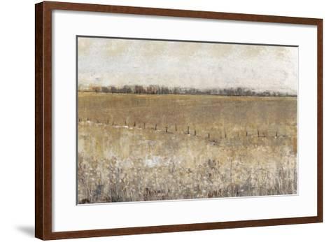 Fenced In I--Framed Art Print