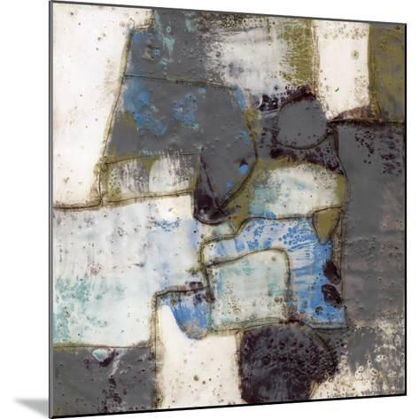 Abstract Connections I-Jennifer Goldberger-Mounted Limited Edition