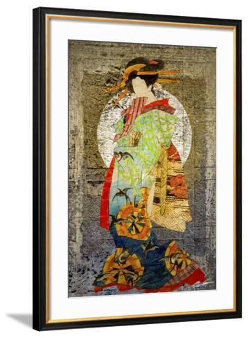 Entertainer II-John Butler-Framed Art Print