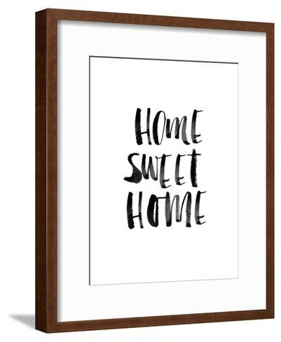 Home Sweet Home-Brett Wilson-Framed Art Print