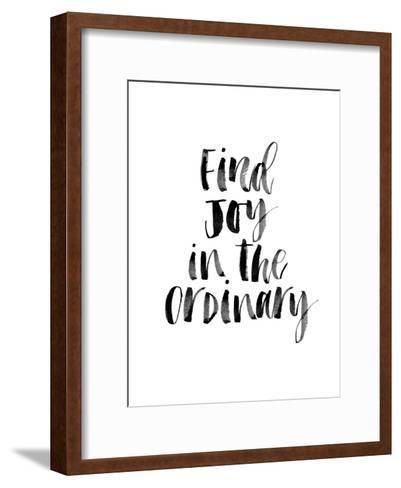 Find Joy in the Ordinary-Brett Wilson-Framed Art Print