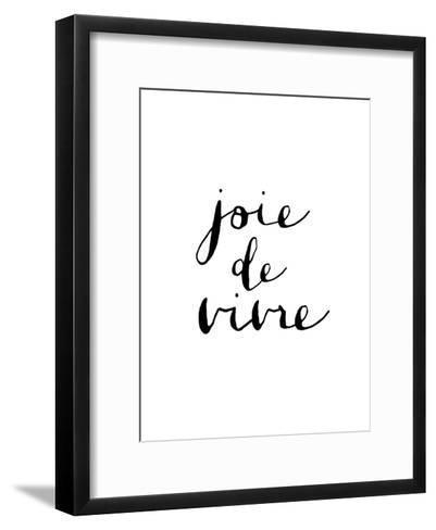 Joie de Vivre-Brett Wilson-Framed Art Print