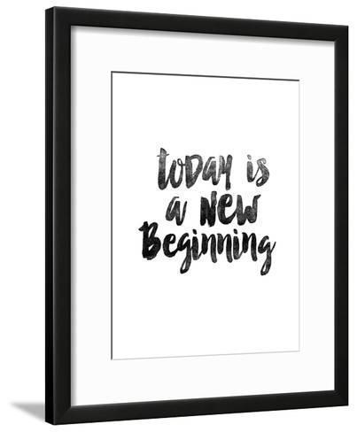 Today is a New Beginning-Brett Wilson-Framed Art Print