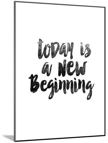 Today is a New Beginning-Brett Wilson-Mounted Art Print