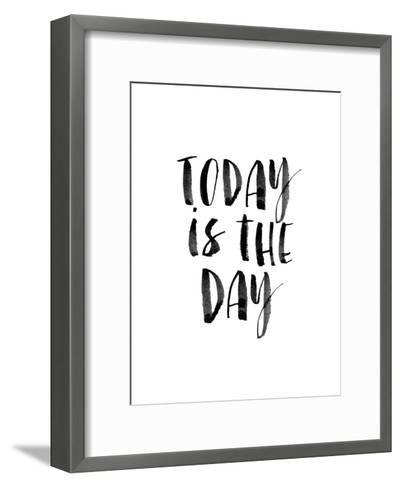 Today is the Day-Brett Wilson-Framed Art Print