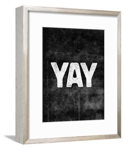 Yay-Brett Wilson-Framed Art Print