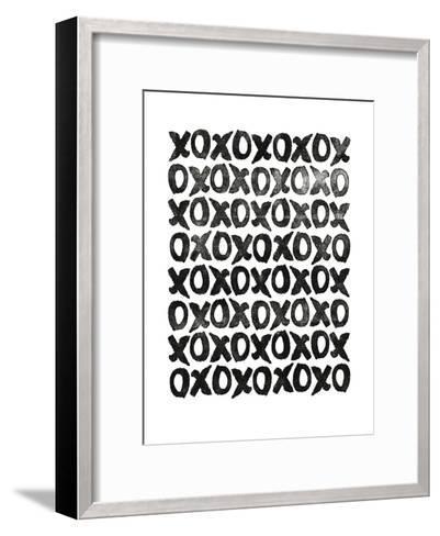 XOXO-Brett Wilson-Framed Art Print