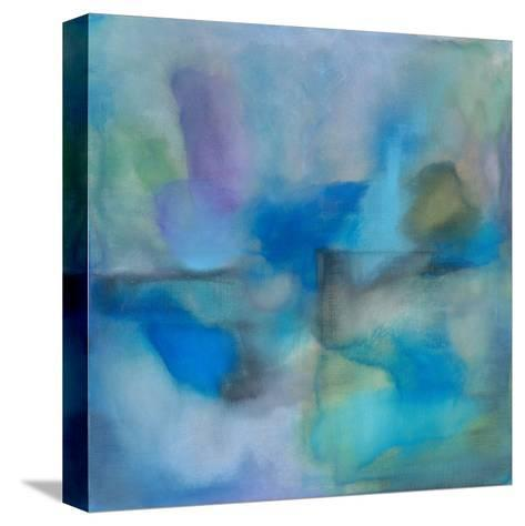 Hippie Hill-Max Jones-Stretched Canvas Print