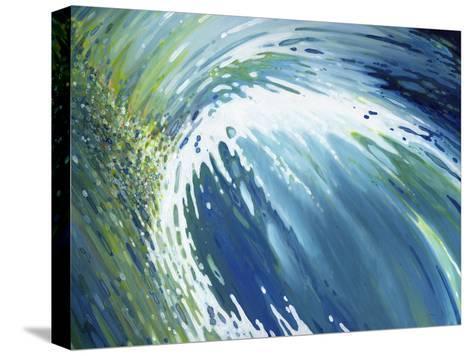 Vortex-Margaret Juul-Stretched Canvas Print