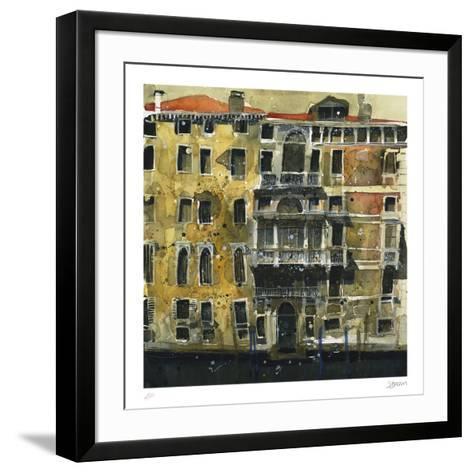 Treasures of a Decadent Past, Venice-Susan Brown-Framed Art Print
