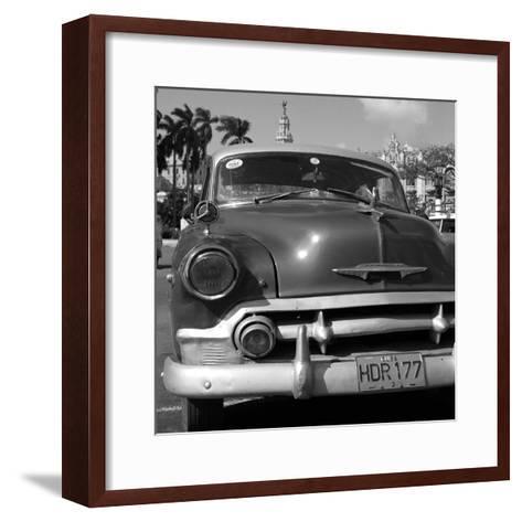 Havana VI-Tony Koukos-Framed Art Print