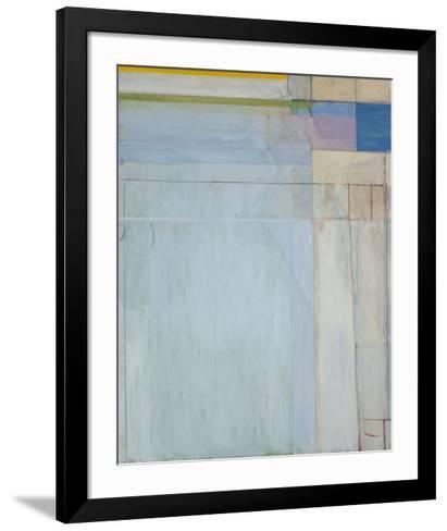 Ocean Park #54, 1972-Richard Diebenkorn-Framed Art Print