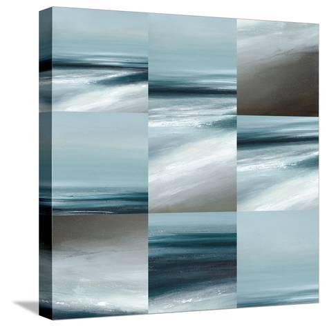 Ephemeral-Tessa Houghton-Stretched Canvas Print