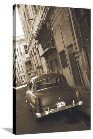 Havana III-Tony Koukos-Stretched Canvas Print