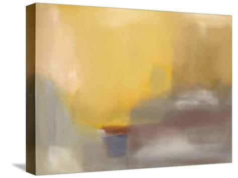 Silent Passage-Nancy Ortenstone-Stretched Canvas Print