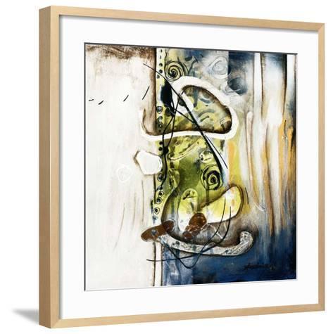 Alléger cette situation-Sylvie Cloutier-Framed Art Print