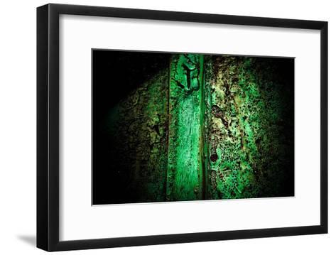 Rust Forest I-Jean-Fran?ois Dupuis-Framed Art Print