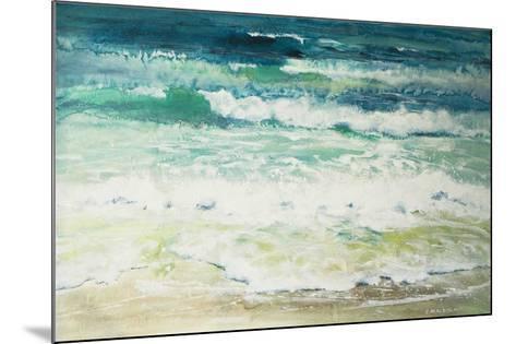 Shoreline Study 815-Carole Malcolm-Mounted Art Print