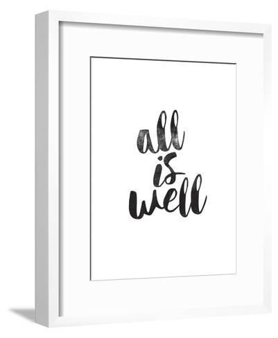 All Is Well-Brett Wilson-Framed Art Print