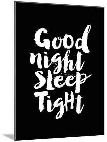 Good Night Sleep Tight-Brett Wilson-Mounted Art Print