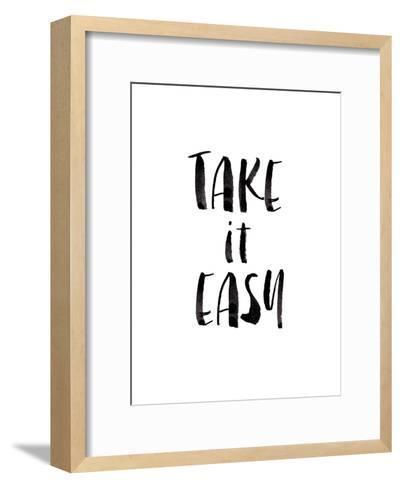 Take it Easy-Brett Wilson-Framed Art Print