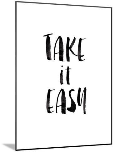 Take it Easy-Brett Wilson-Mounted Art Print
