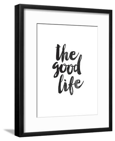 The Good Life-Brett Wilson-Framed Art Print