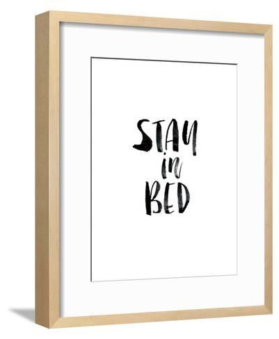 Stay In Bed-Brett Wilson-Framed Art Print