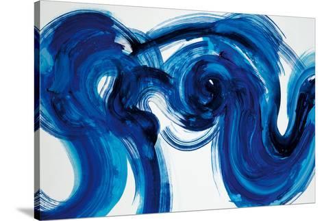 Flourish-Randy Hibberd-Stretched Canvas Print