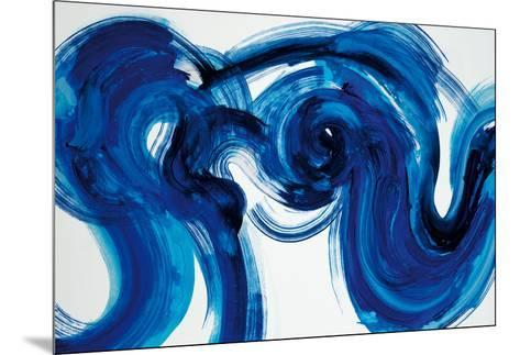 Flourish-Randy Hibberd-Mounted Art Print